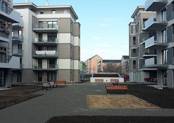 Gartenstadt Dresden-Striesen, Quartier 1