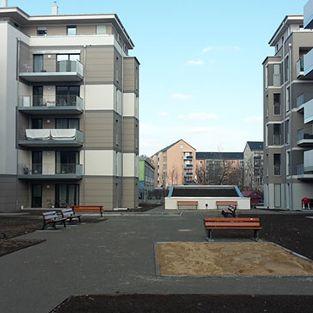 Gartenstadt Dresden-Striesen, Quartier I