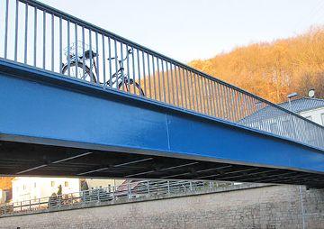Zweipfennigwegbrücke, Dresden