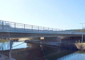 Rednitzbrücke, Oberasbach-Altenberg