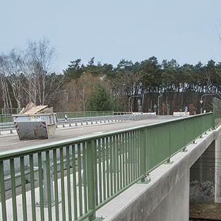 Bahnbrücke, bei Ahrensdorf