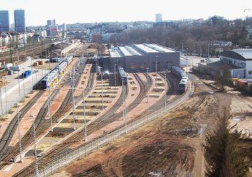 Verkehrsanlagen für Neubau der Vlexx GmbH, Mainz