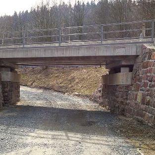 Brücken der Weisseritztalbahn