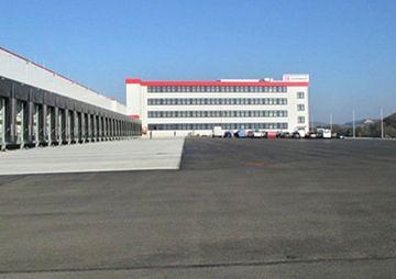 Logistikterminal für Schenker, Ilsfeld