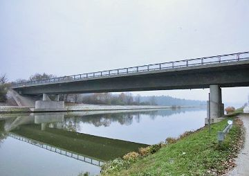 Brücke über den Main-Donau-Kanal, Nürnberg-Katzwang