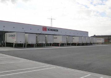 Umschlaghalle für Schenker, Osnabrück