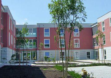 Neubau Seniorenzentrum Lerchenfeld