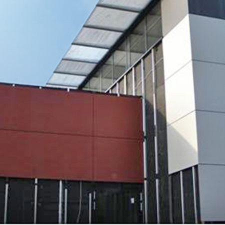 Multifunktionssporthalle, Universität Magdeburg
