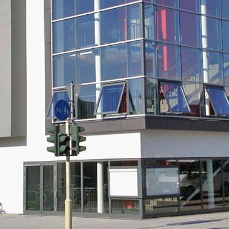 Zweifeld-Sporthalle in Mainz-Gonsenheim