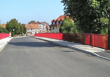 Werrabrücke L 2116 in Gerstungen