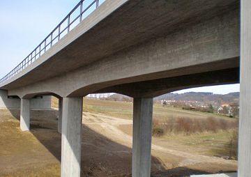 Brücken zur Nordumfahrung Herrenberg