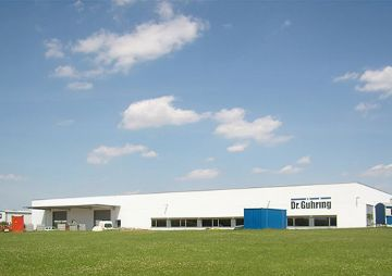 Produktionshalle Dr-Gühring KG, Chemnitz-Röhrsdorf