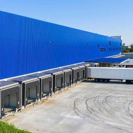 Logistikzentrum, Berlin-Nord
