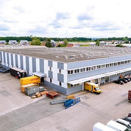 Revitalisierung einer Gewerbeimmobilie, Fürth