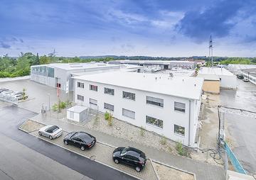 Neubau Büro & Hallen, Eching, Fürholzener Straße