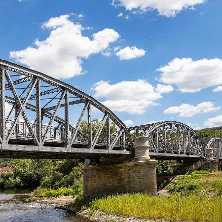 Sanierung der historischen Carl-Alexander-Brücke, Dorndorf