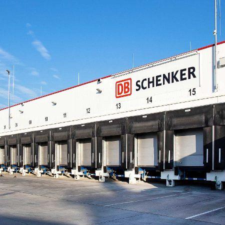 Logistikzentrum DB Schenker, Neufahrn