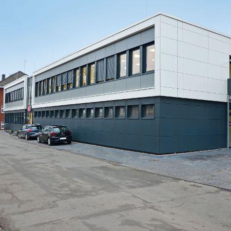 Neubau Verwaltungsgebäude DB, Lehrte