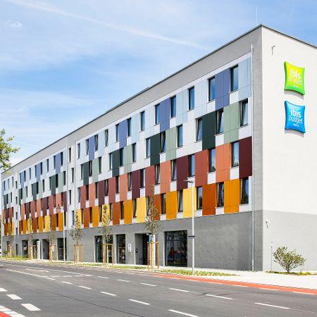 Projektentwicklung und Neubau ibis Hotel, Bayreuth