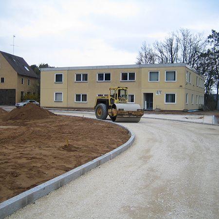 Grundstücksentwicklung für ehemaliges Fertigteilwerk, Landkreis Weißenburg