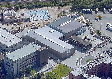 Lagerhallen und Büros, Nürnberg, Am Fernmeldeturm