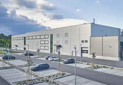 Neubau Fertigungshalle und Büros Burgis, Neumarkt