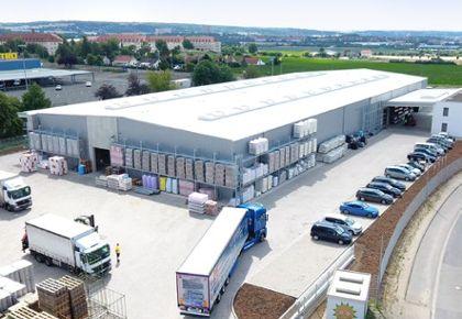 Neubau Lagerhalle & Büro Wego, Erfurt