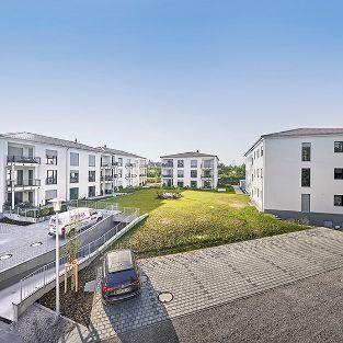 Wohnanlage Eckental mit 35 Wohneinheiten bei Nürnberg