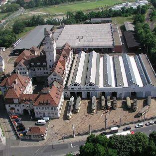 Kanalerschließung in Nürnberg-Muggenhof