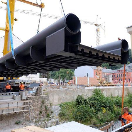 Instandsetzung der Nicolaibrücke, Meißen