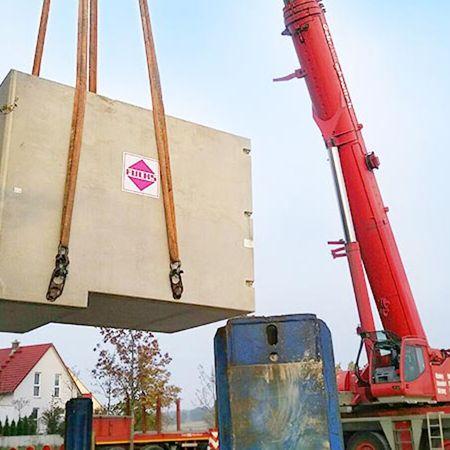 Umfangreiches Umwelttechnik-Projekt für Baugebietserschließung