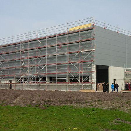 Produktionshalle SHW in Weener