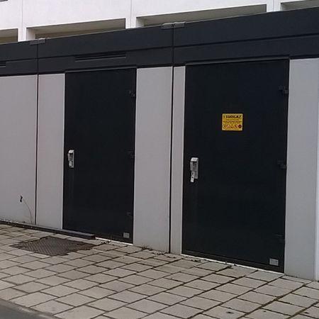 Raumzelle Strom- und Gasversorgung, Luxemburg