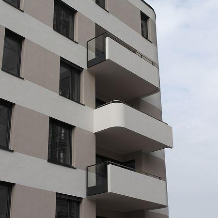 Wohnen am Gustav-Heinemann-Ufer, Köln