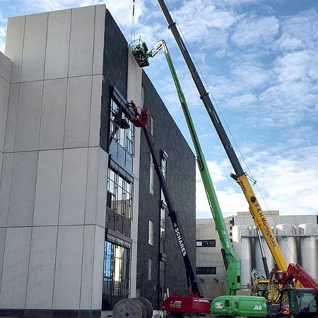 Neubau Firmenzentrale HARIBO, Grafschaft