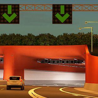 Anspruchsvoller Fertigteil-Auftrag für den Tunnelbau in Schweden